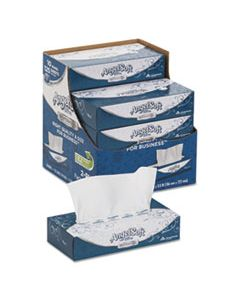 GPC4836014 PS ULTRA FACIAL TISSUE, 2-PLY, WHITE, 125 SHEETS/BOX, 10 BOXES/CARTON