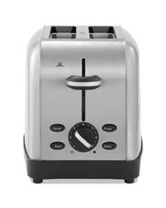 OSRRWF2S EXTRA WIDE SLOT TOASTER, 2-SLICE, 8 X 12 7/8 X 8 1/2, STAINLESS STEEL