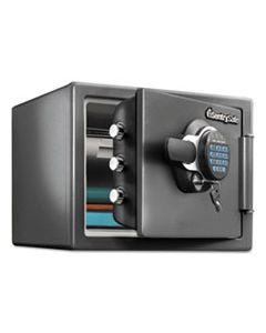 SENSFW082FTC FIRE-SAFE WITH DIGITAL KEYPAD ACCESS, 0.8 CU FT, 16.3W X 19.3D X 13.7H, BLACK