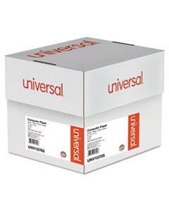 UNV15705 PRINTOUT PAPER, 4-PART, 15LB, 9.5 X 11, WHITE, 900/CARTON