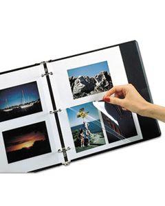 CLI85050 REDI-MOUNT PHOTO-MOUNTING SHEETS, 11 X 9, 50/BOX