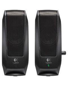 LOG980000012 S120 2.0 MULTIMEDIA SPEAKERS, BLACK