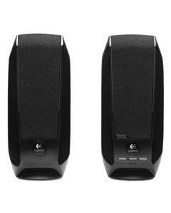 LOG980000028 S150 2.0 USB DIGITAL SPEAKERS, BLACK