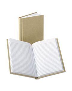 BOR6559 BOUND MEMO BOOKS, NARROW RULE, 7 X 4.13, WHITE, 96 SHEETS