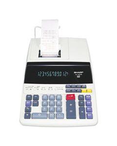 SHREL1197PIII EL1197PIII TWO-COLOR PRINTING DESKTOP CALCULATOR, BLACK/RED PRINT, 4.5 LINES/SEC