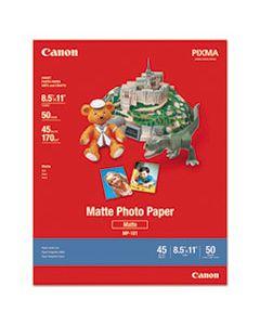 CNM7981A004 PHOTO PAPER PLUS, 8.5 MIL, 8.5 X 11, MATTE WHITE, 50/PACK