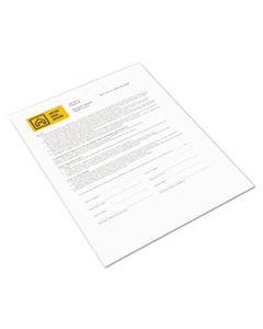 XER3R12435 REVOLUTION DIGITAL CARBONLESS PAPER, 1-PART, 8.5 X 11, WHITE, 500/REAM