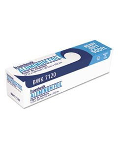 "BWK7120 HEAVY-DUTY ALUMINUM FOIL ROLL, 12"" X 500 FT"
