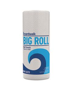 BWK6273 HOUSEHOLD PERFORATED PAPER TOWEL ROLLS, 2-PLY, 11 X 8.5, WHITE, 250/ROLL, 12 ROLLS/CARTON