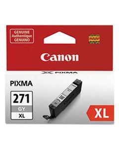 CNM0340C001 0340C001 (CLI-271XL) HIGH-YIELD INK, GRAY
