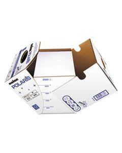 CASSP9720 POLARIS PREMIUM MULTIPURPOSE PAPER, 97 BRIGHT, 20LB, 8.5 X 11, WHITE, 2, 500/CARTON
