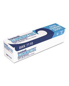 """BWK7110 STANDARD ALUMINUM FOIL ROLL, 12"""" X 500 FT"""
