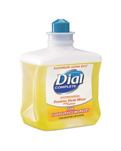 DIA00034 ANTIMICROBIAL FOAMING HAND SOAP, FOR FOODSERVICE WORKERS, 1 LITER, 4/CARTON