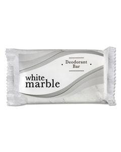 DIA00194A INDIVIDUALLY WRAPPED DEODORANT BAR SOAP, WHITE, # 1 1/2 BAR, 500/CARTON