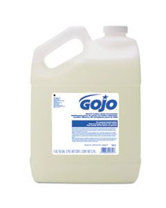 GOJ181204 WHITE LOTION SKIN CLEANSER, FLORAL SCENT, 1 GAL BOTTLE, 4/CARTON