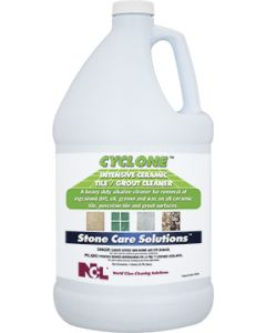 NCL-2516EA CYCLONE TILE & GROUT CLEANER 1GAL EA