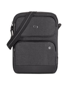 """USLUBN21010 URBAN UNIVERSAL TABLET SLING FOR TABLETS 8.5"""" UP TO 11"""", GRAY"""