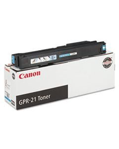 CNM0261B001AA 0261B001AA (GPR-21) TONER, 30000 PAGE-YIELD, CYAN