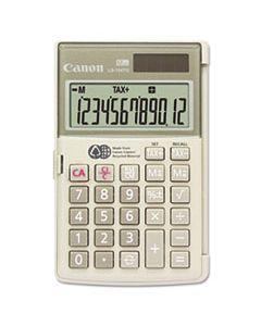 CNM1075B004 LS154TG HANDHELD CALCULATOR, 12-DIGIT LCD