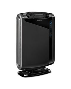 FEL9286201 AIR PURIFIERS, HEPA AND CARBON FILTRATION, 300-600 SQ FT ROOM CAPACITY, BLACK