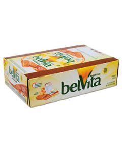 CDB04068 BELVITA BREAKFAST BISCUITS, PEANUT BUTTER SANDWICH, 1.76 OZ PACK, 8/BOX