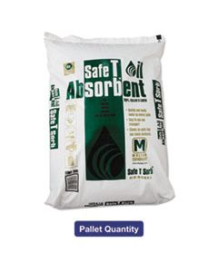 MOL7941PL ALL-PURPOSE CLAY ABSORBENT, 40LB, POLY-BAG, 50/PALLET