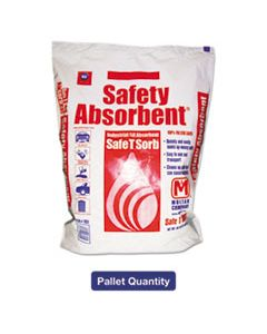 MOL7951PL ALL-PURPOSE CLAY ABSORBENT, 50LB, POLY-BAG, 40/PALLET