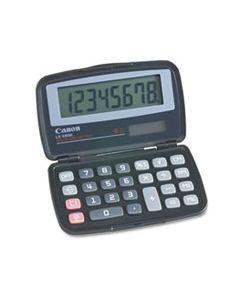 CNM4009A006AA LS555H HANDHELD FOLDABLE POCKET CALCULATOR, 8-DIGIT LCD