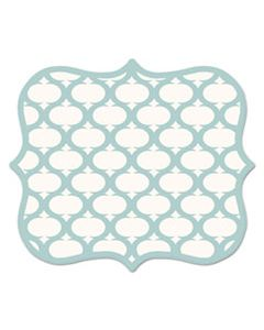 FEL5919001 DESIGNER MOUSE PADS, LATTICE, 9 X 8 X 3/16