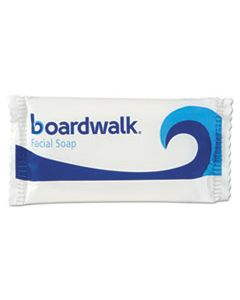 BWKNO34SOAP FACE AND BODY SOAP, FLOW WRAPPED, FLORAL FRAGRANCE, # 3/4 BAR, 1000/CARTON