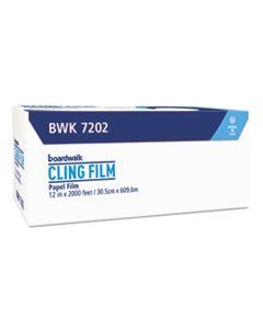 "BWK7202 FOODSERVICE FILM, STANDARD, 12"" X 2000 FT"