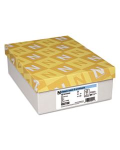NEE6557100 CLASSIC CREST #10 ENVELOPE, COMMERCIAL FLAP, GUMMED CLOSURE, 4.13 X 9.5, BARONIAL IVORY, 500/BOX