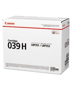 CNM0288C001 0288C001 (039H) HIGH-YIELD INK, 25000 PAGE-YIELD, BLACK