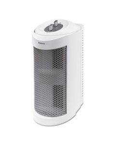 HLSHAP706NU ALLERGEN REMOVER AIR PURIFIER MINI-TOWER, 204 SQ FT ROOM CAPACITY, WHITE