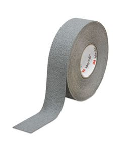 MMM19321 SAFETY-WALK SLIP-RESISTANT MEDIUM RESILIENT TREAD ROLLS, GRAY, 1W X 60FT., 4/CT