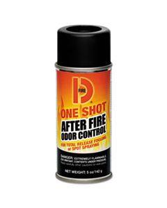 BGD202 FIRE D ONE SHOT AEROSOL, 5 OZ, 12/CARTON