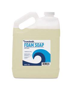 BWK440 FOAMING HAND SOAP, HONEY ALMOND SCENT, 1 GALLON BOTTLE, 4/CARTON