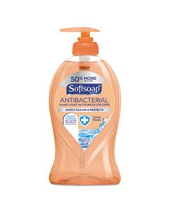 CPC44571 ANTIBACTERIAL HAND SOAP, CRISP CLEAN, 11 1/4 OZ PUMP BOTTLE, 6/CARTON