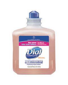 DIA00162 ANTIMICROBIAL FOAMING HAND WASH, 1000ML REFILL, 6/CARTON