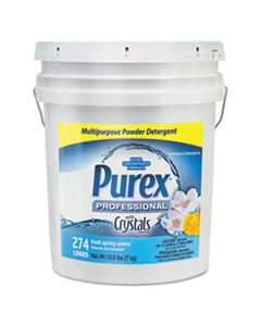 DIA06355 DRY DETERGENT, FRESH SPRING WATERS, POWDER, 15.6 LB. PAIL G WATERS