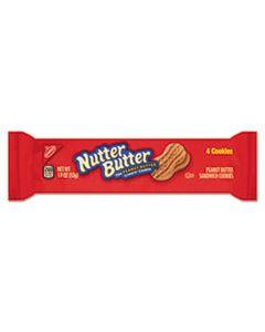 CDB03745 NUTTER BUTTER COOKIES, 3 OZ BAG, 48/CARTON