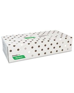 CSDF300 PERFORM FACIAL TISSUE, 2-PLY, BEIGE, 100 SHEETS/BOX, 30 BOXES/CARTON