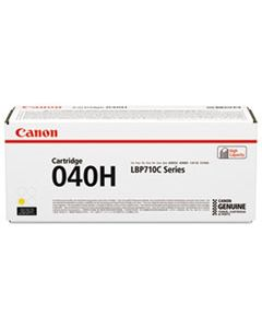 CNM0454C001 0454C001 (040) INK, 5400 PAGE-YIELD, YELLOW