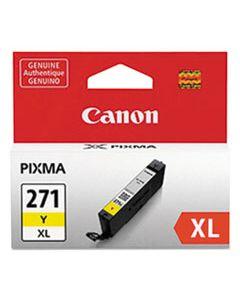 CNM0339C001 0339C001 (CLI-271XL) HIGH-YIELD INK, YELLOW
