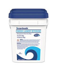 BWK340LP LAUNDRY DETERGENT POWDER, CRISP CLEAN SCENT, 18 LB PAIL