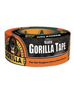 "GOR60122 GORILLA TAPE, 3"" CORE, 1.88"" X 12 YDS, BLACK"
