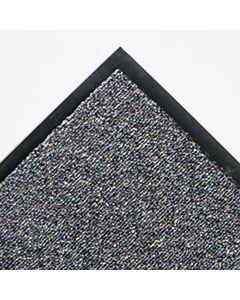 CWNCB0046GY CLASSIC BERBER WIPER MAT, NYLON/OLEFIN, 48 X 72, GRAY