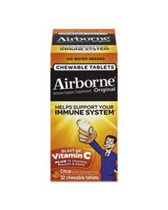 ABN97971 IMMUNE SUPPORT CHEWABLE TABLETS, 32 TABLETS PER BOX