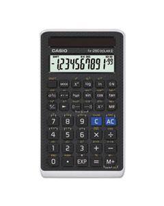 CSOFX260SLRII FX-260 SOLAR ALL-PURPOSE SCIENTIFIC CALCULATOR, 12-DIGIT LCD