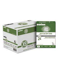 CASCC2241 X-9 MULTI-USE COPY PAPER, 92 BRIGHT, 24LB, 8.5 X 11, WHITE, 500 SHEETS/REAM, 10 REAMS/CARTON